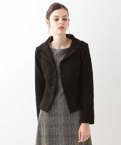Sybilla(シビラ) ネップジャケット ブラック 36