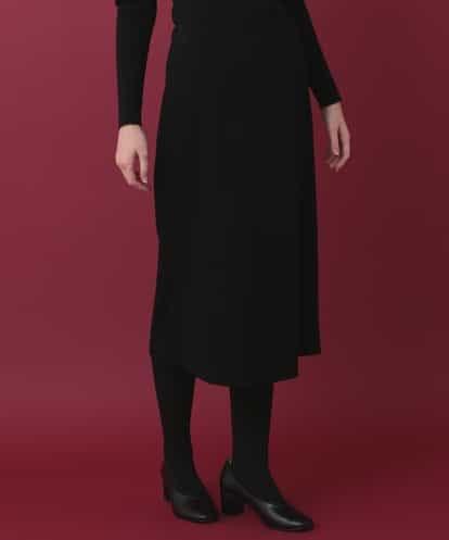 Sybilla(シビラ) ラップパンツ ブラック 36