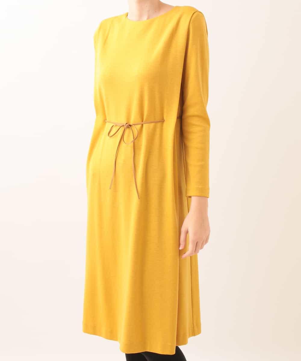 Sybilla(シビラ)ウールジャージードレス