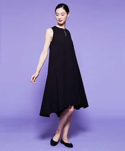 Sybilla(シビラ) サーキュラードレス ブラック 44