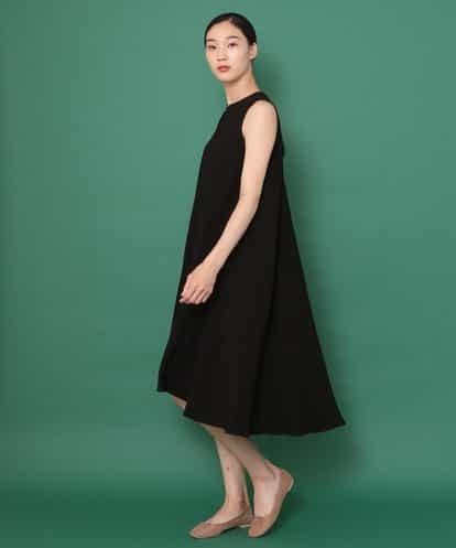 Sybilla(シビラ) ドレープデザインドレス ブラック 36