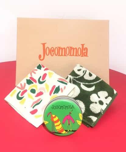 Jocomomola(ホコモモラ) Ameria&Bellotas タオルセット グリーン 40