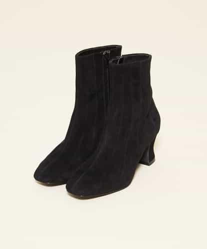Sybilla(シビラ) スエードレザーショートブーツ ブラック