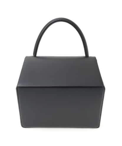 Sybilla(シビラ) ジオメトリカルデザインバッグ ブラック フリーサイズ