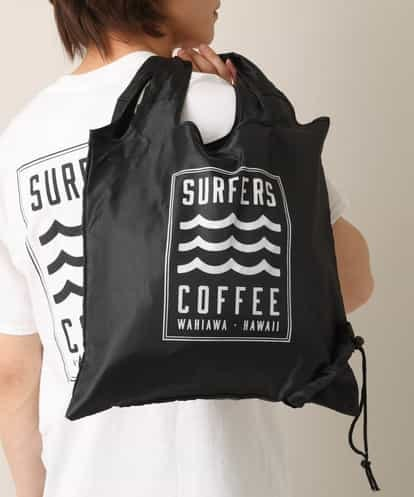 MD5GO41016 MK MICHEL KLEIN HOMME  《SURFERS COFFEE》ポケッタブルエコバック