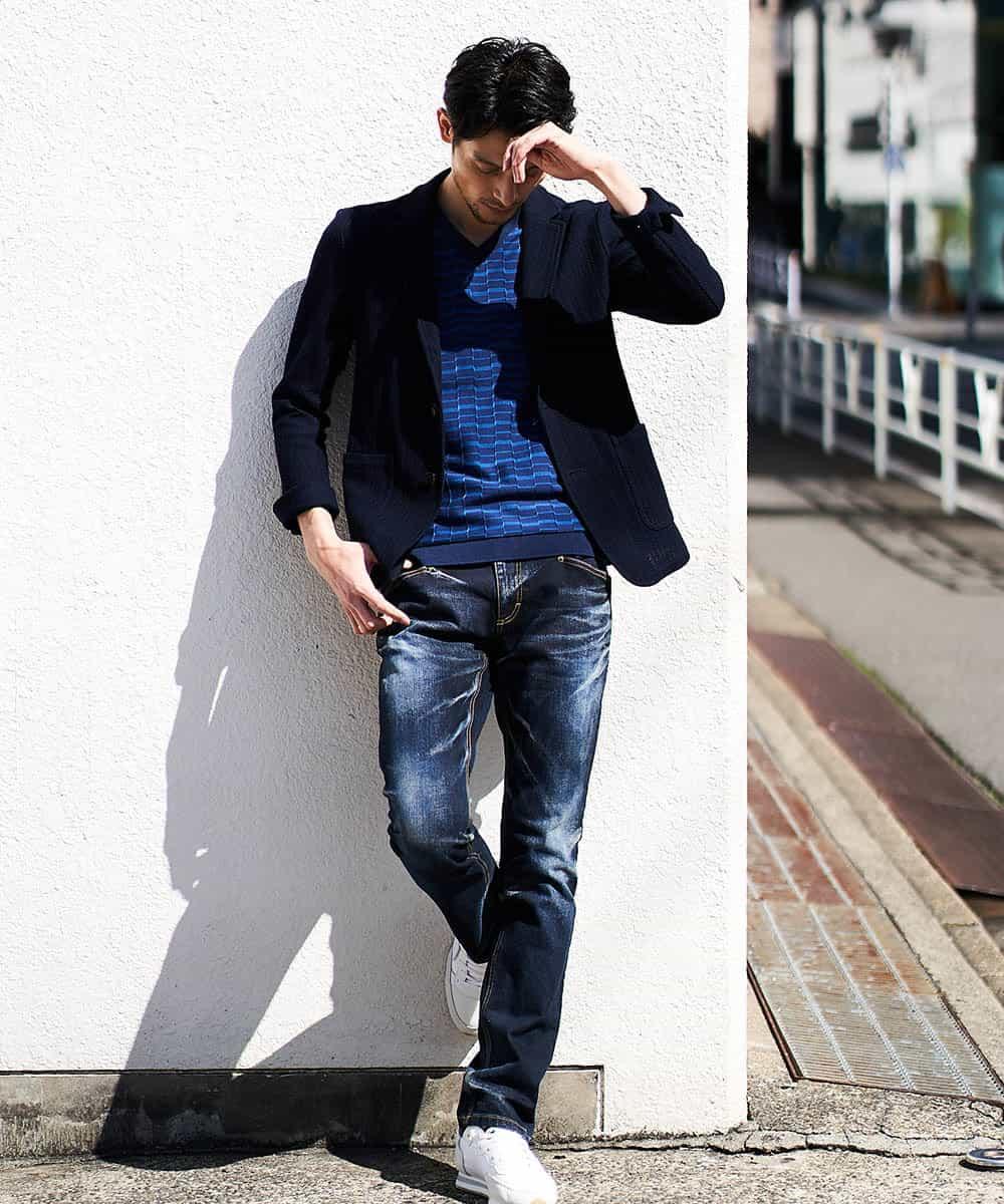 MEK M/ädchen Stretch Con Appl Jeans