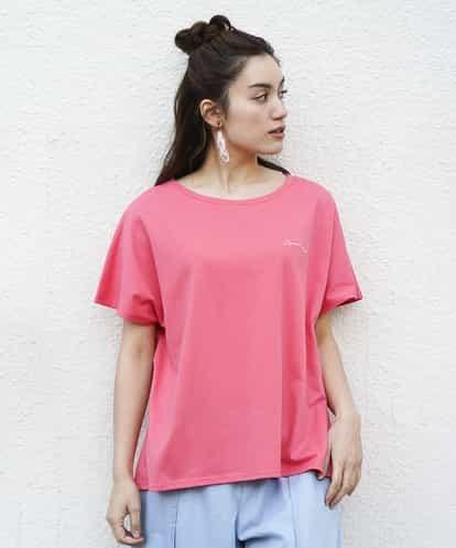 eur3(エウルキューブ) 【15周年記念アイテム】39(サンキュー)プライス!ベーシックTシャツ ピンク 1