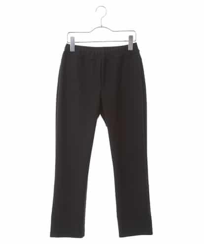 HIROKO BIS(ヒロコビス) 【洗濯機で洗える/日本製】クロップド丈 レギンスパンツ ブラック 9