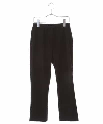 HIROKO BIS(ヒロコビス) 【洗濯機で洗える/日本製】ストレッチイージーパンツ ブラック 9