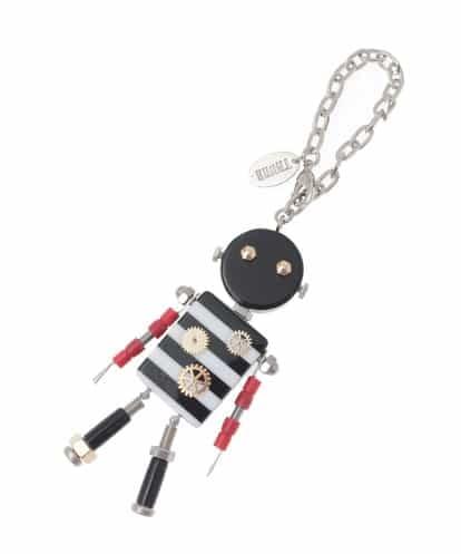 HIROKO KOSHINO(ヒロコ) 【日本製】ロボットチャーム ブラック 38