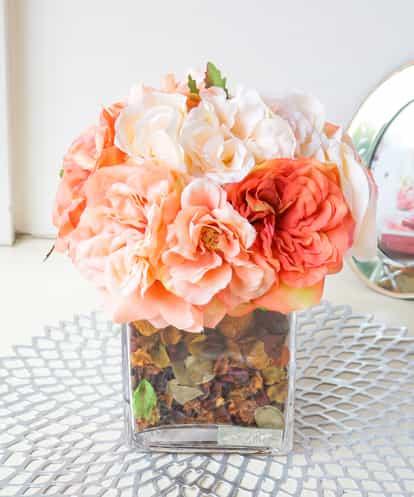 EMILIO ROBBA(エミリオ・ロバ) ポプリアレンジ(ナチュラルの香り) ピンク フリーサイズ