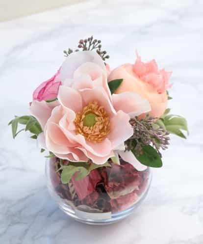 EMILIO ROBBA(エミリオ・ロバ) 【限定販売】ポプリアレンジメント ピンク フリーサイズ