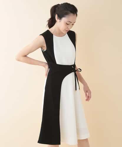 TARA JARMON(タラジャーモン) ベルトアレンジドレス ホワイト 13